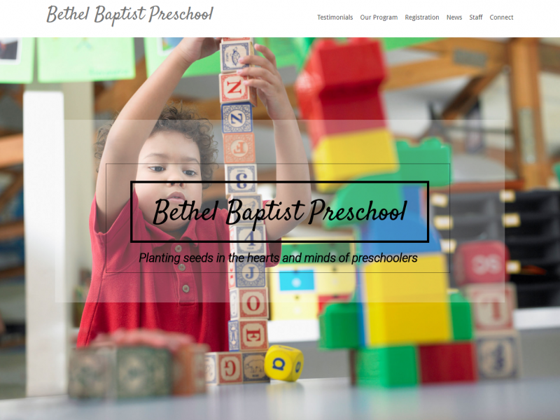 BethelBaptistPreschool