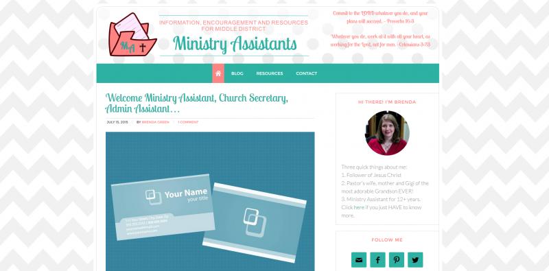 MinistryAssistantsBlog