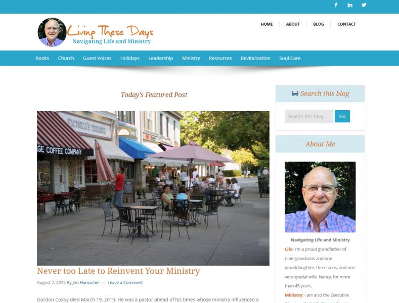 JimHamacher.com Home Page