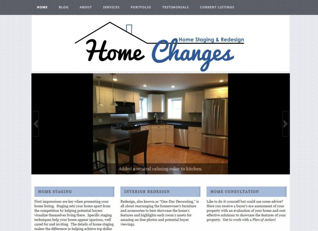 Home Changes Staging & Redesign
