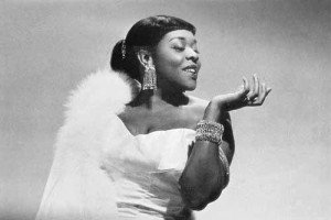 Jazz singer, Dinah Washington