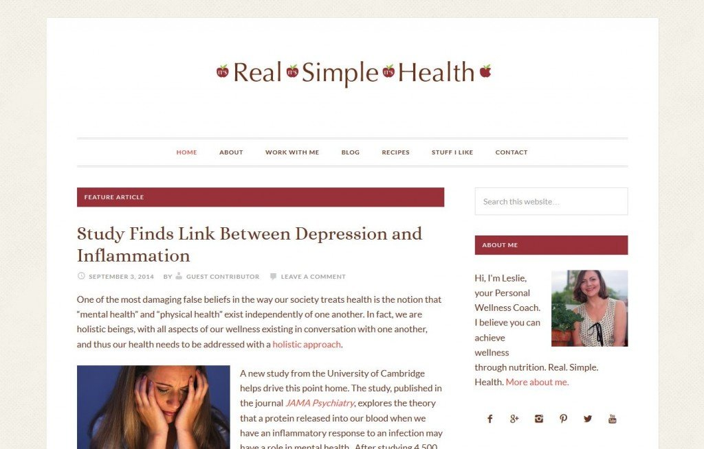 Real Simple Health