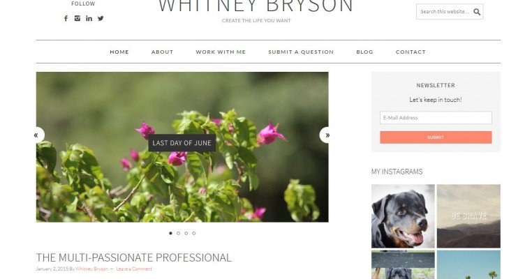 Whitney Bryson
