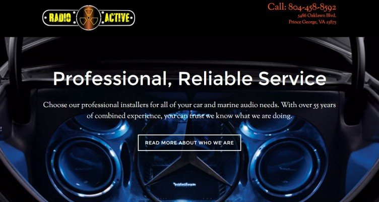 Radioactive Custom Car Audio & Accessories