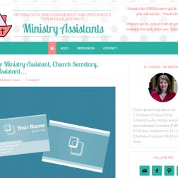 MinistryAssistants.mdba.org